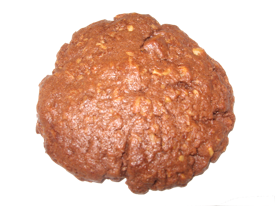 Manifestation Of Evil is a chocolate cookie with coconut and macadamias.