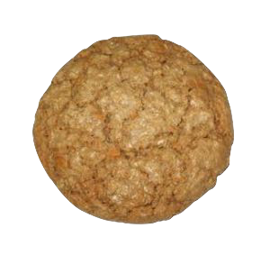 Sacred Spirits Abound is an oatmeal cookie with butterscotch chips.